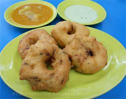 Roti Goreng Vadai @ Menjalara - Kuala Lumpur - http://esdelima.blogspot.com