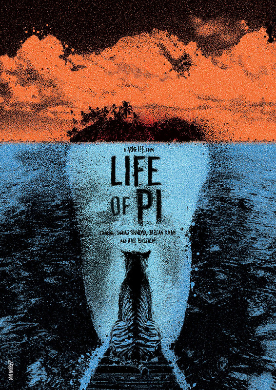 Life of Pi by Daniel Norris - @DanKNorris on Twitter.