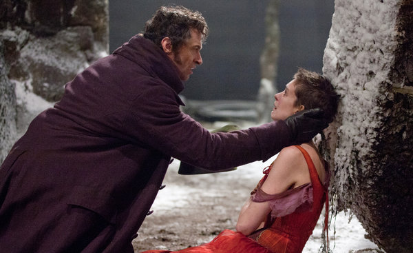 Hugh Jackman and Anne Hathaway breathe fresh life in to <i>Les Miserables</i>.