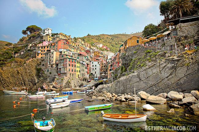 Riomaggiore Marina | Cinque Terre Italy | Travel Photography