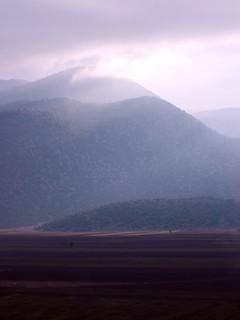 Landsape near the Taurus mauntains.