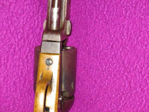 Manhattan Navy Revolver - Serial Number 2 (of 79,000)