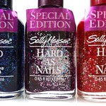 Sally Hansen Dimension, Sally Hansen Electrode, Sally Hansen Laser