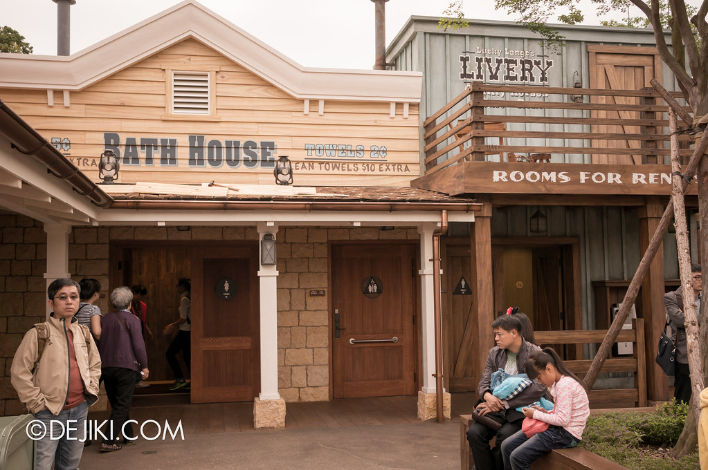Bath House at Grizzly Gulch