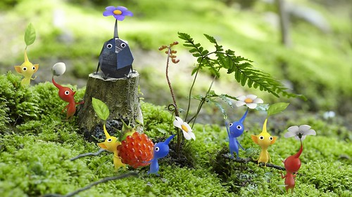 Miyamoto Wants Pikmin 3 To Be Like Original