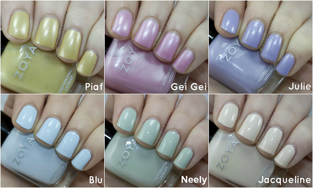 Zoya Lovely Collectionn (1)