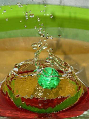 Splash et plouf