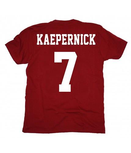Colin Kaepernick Kaepernicking Vintage T-Shirt