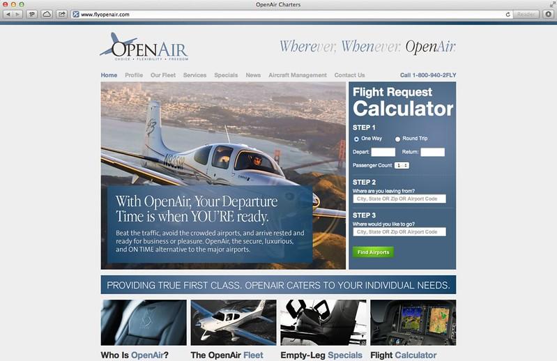 Fly OpenAir
