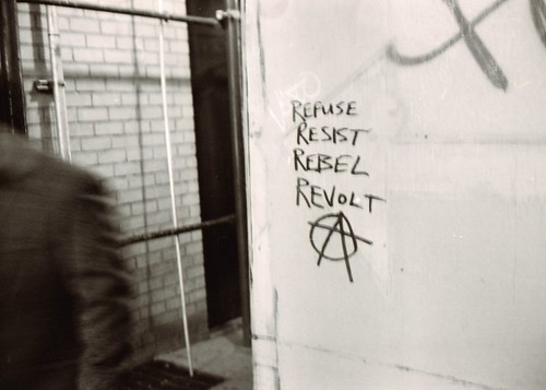 Anarchy in NYC