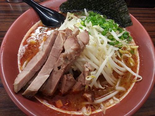 ra130102誠屋 池尻店 赤辣麺