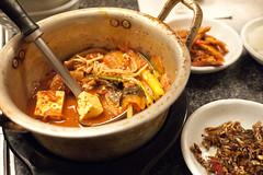 Kimchi Jjigae (Kimchi Stew) @ Han Corea