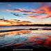 Lanzarote Sunset Reflections [Explored #10. 11Jan13] by Edwinjones