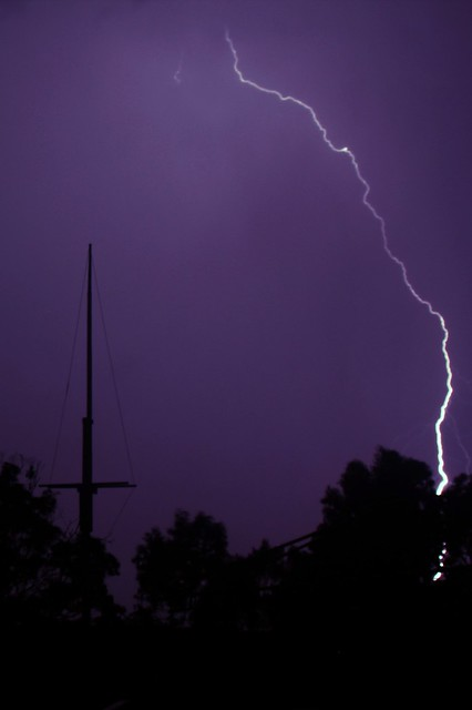 IMG 8332 My 1st Lightening shot