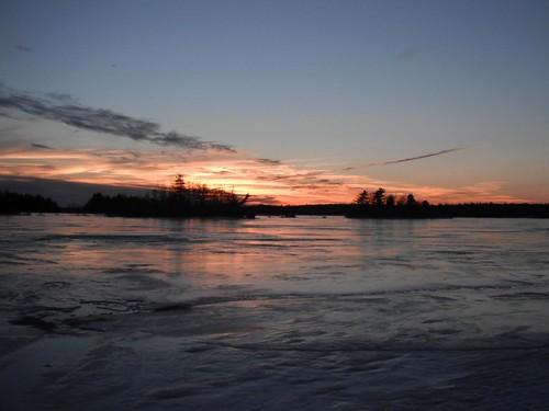 lake ice novascotia iceskating skating kicksled nordicskating sparkstötting långfärdsskridsko gaspereaulake