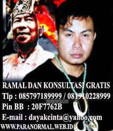 paranormal terhebat di indonesia 2012