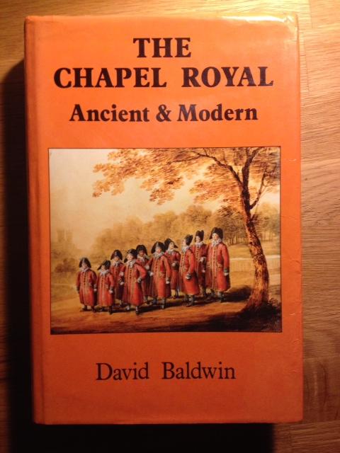 Book Chapel Royal, Baldwin
