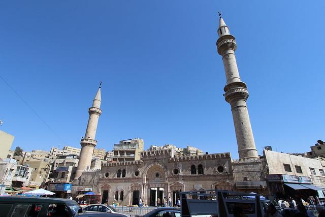 Jordan:  Sightseeing in Amman