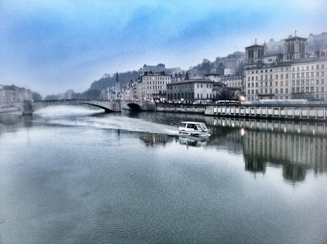 Lyon that winter
