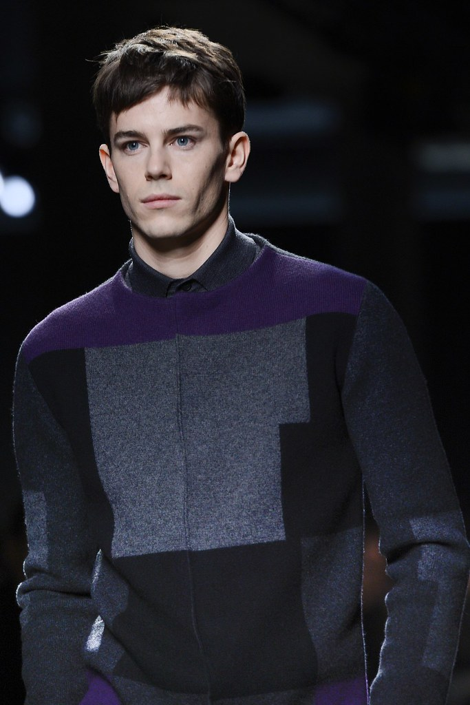 FW13 Milan Bottega Veneta061_Jeremy Young(VOGUE)