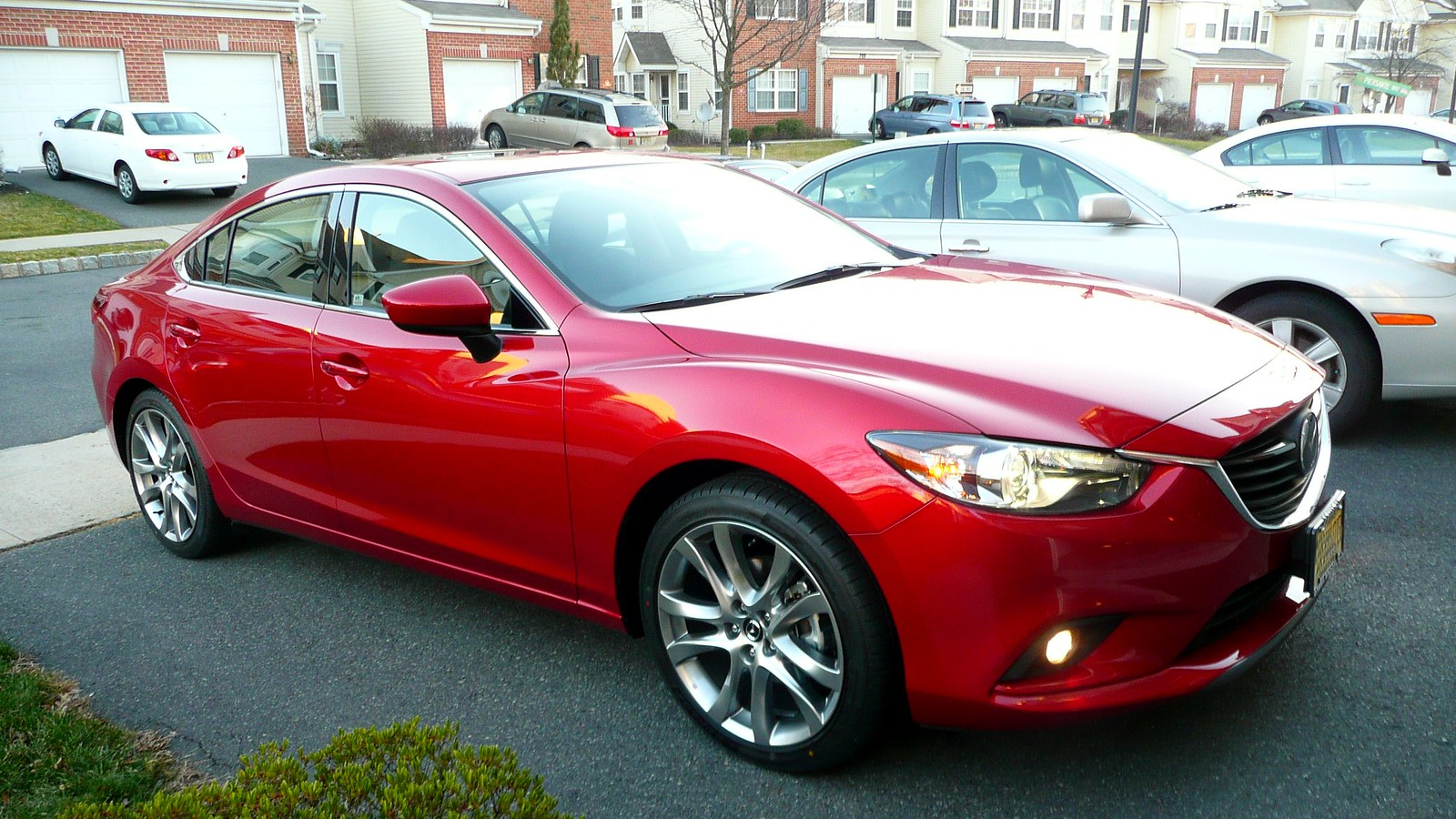 mazda 6 forums mazda 6 forum mazda atenza forum brought home my 2014 mazda 6 last night. Black Bedroom Furniture Sets. Home Design Ideas