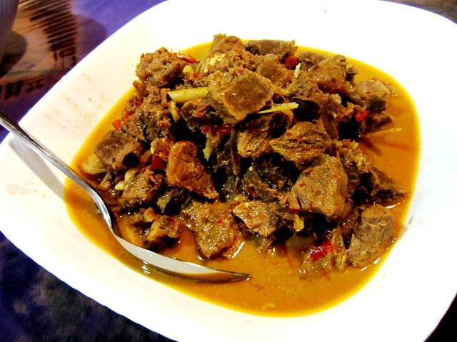PM beef rendang