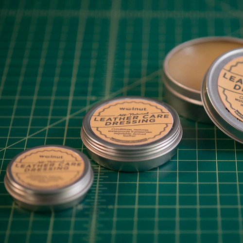 leather care dressing salve