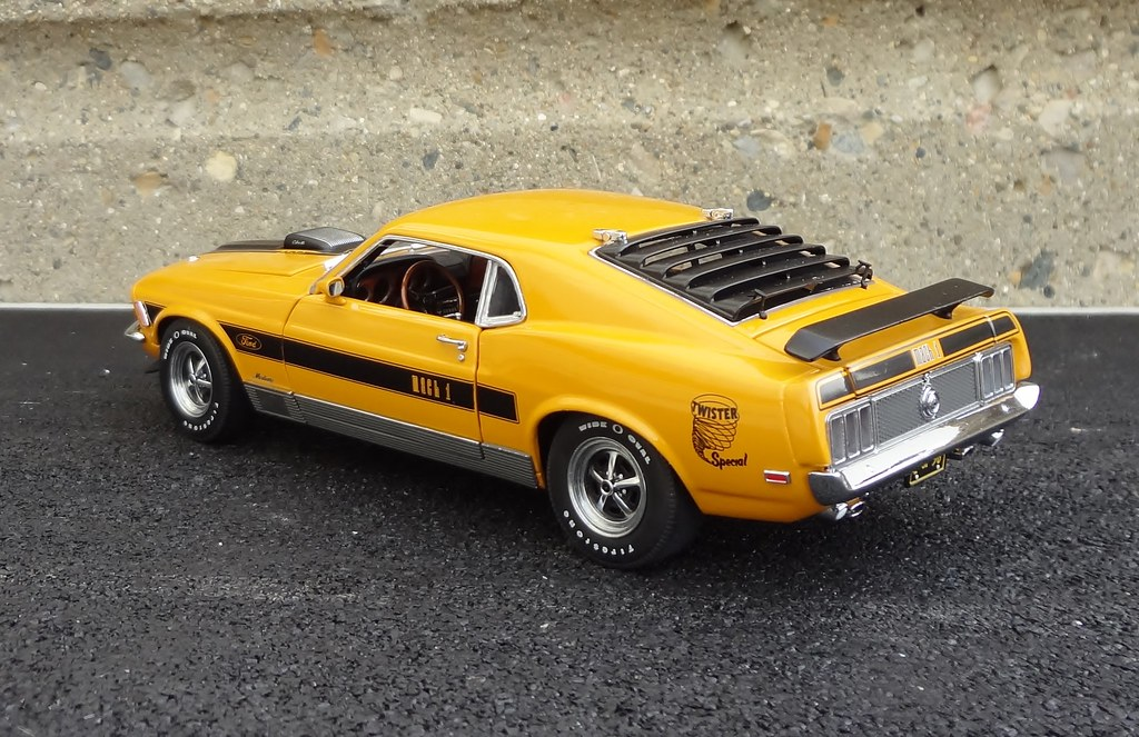 Diecast Car Forums - PICS - Mustang Twister Special ...