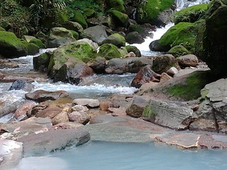 Bayan Wild Hot Springs Natural Beauty