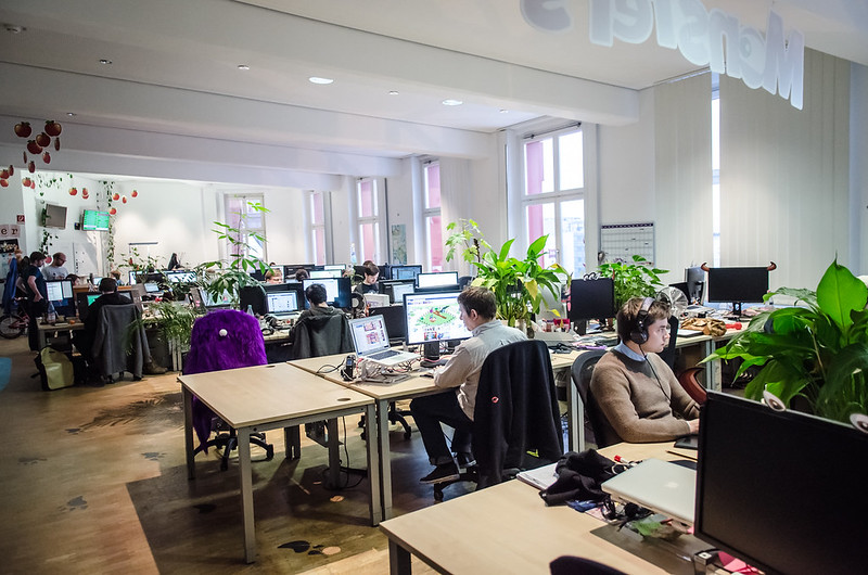 Startup - Author: Heisenberg Media / photo on flickr
