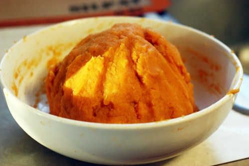 地瓜酥餅 sweet potato pastry 7