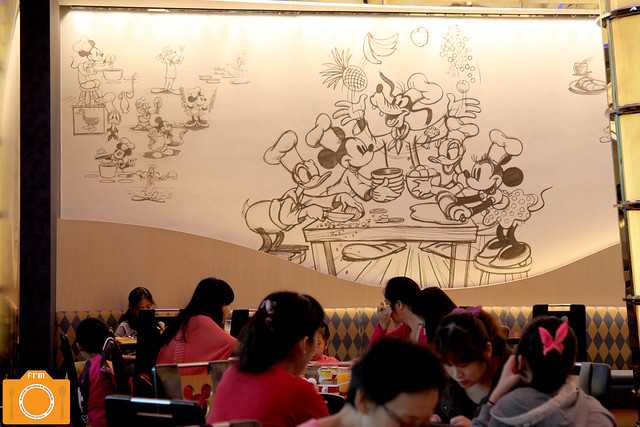 Chef Mickey interiors 2