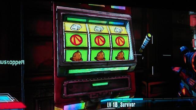 Borderlands 2 eridium slot machine prizes