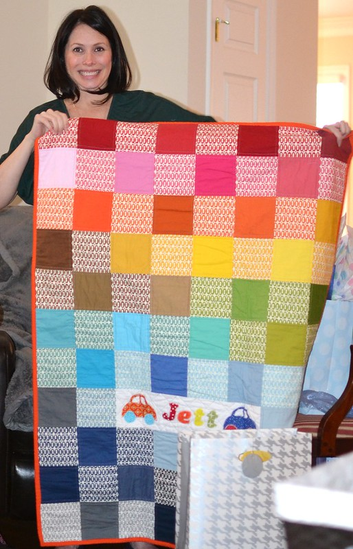 pezzy baby quilt