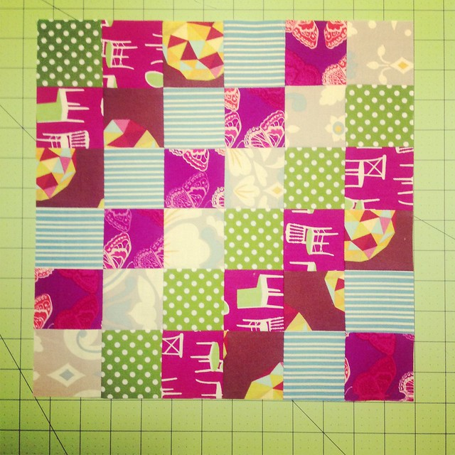Heal @ do.Good Stitches Block #1