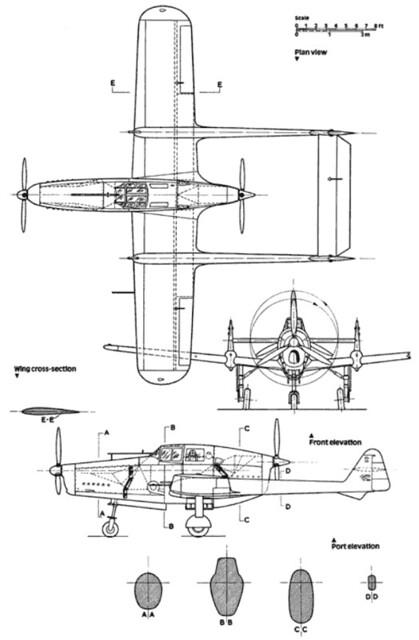 Fokker D.23 3V