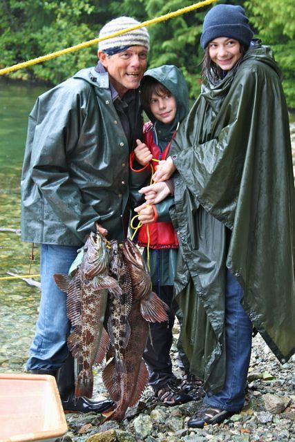 fishing, British Columbia