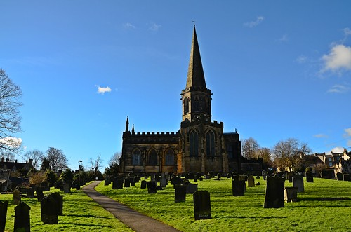 Bakewell Church 2 by birbee