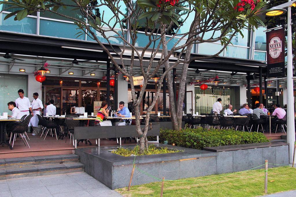 Pierside Kitchen And Bar Singapore