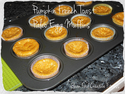 pumpkin paleo egg muffins