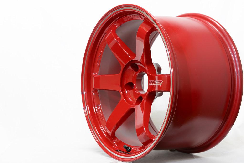 Acura Of Columbus >> RAYS TE37 - 18x10.5 +22 Bronze and TE37RT 18x10.5 +18 Burning Red ** In Stock ** - AcuraZine ...