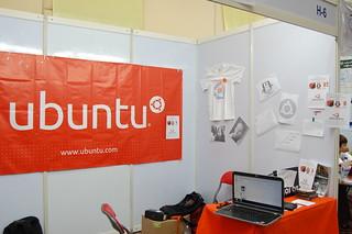 Myanmar App Expo at Ubuntu