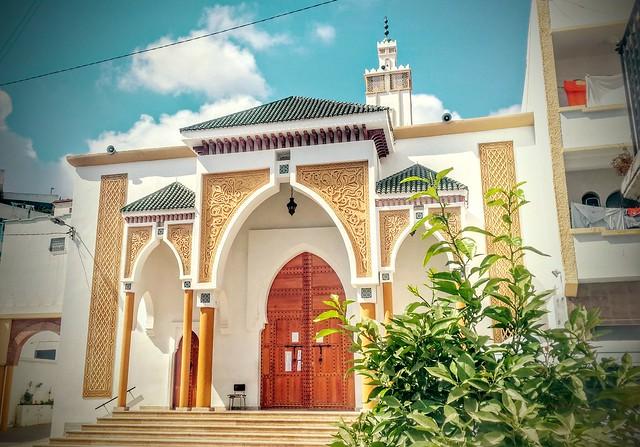 Shiny Mosque