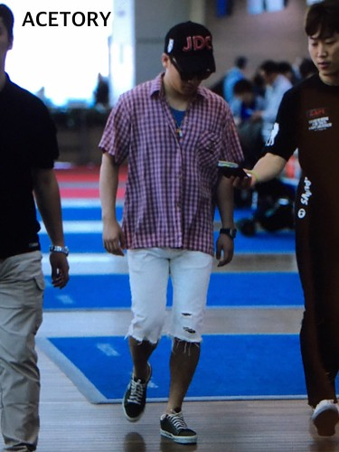 BIGBANG Departure Seoul Incheon to Foshan 2016-06-10 (87)