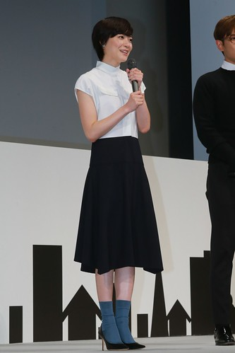 TOP - Secret Message Tokyo Première - 02nov2015 - cinematoday - 04