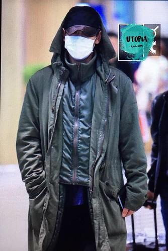 BIGBANG arrival ICN Seoul from Taiwan 2015-09-28 (45)