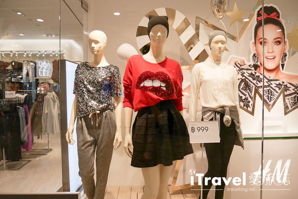 《曼谷购物中心》The EmQuartier Bangkok:2015年新开幕百货公司,时尚潮牌、美味料理汇集地。