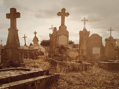 Fonroque cimetière