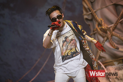 Big Bang - Mnet M!Countdown - 07may2015 - Wstar News - 08