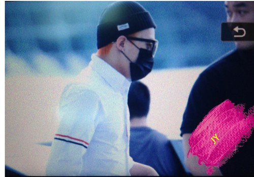 Big Bang - Incheon Airport - 19jun2015 - Joey_GD - 03